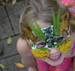 Girl-mask-
