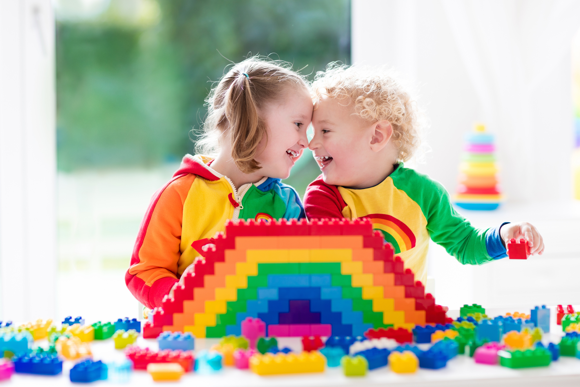 Children playing in Childcare centre perth